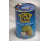 Chef's Choice Creamy Coconut Milk 400ml