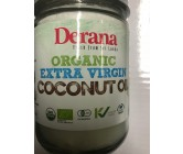 Derana Organic Ext Virgin Coconut Oil 300ml