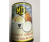 Md Coconut Cream 400ml