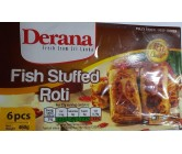 Derana Fish Stuffed Roti 6pc 460g