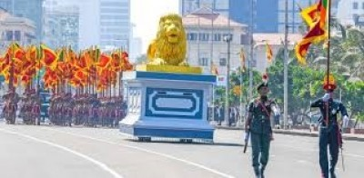 National Day in Sri Lanka