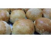 Seeni Sambol Buns With or without eggs